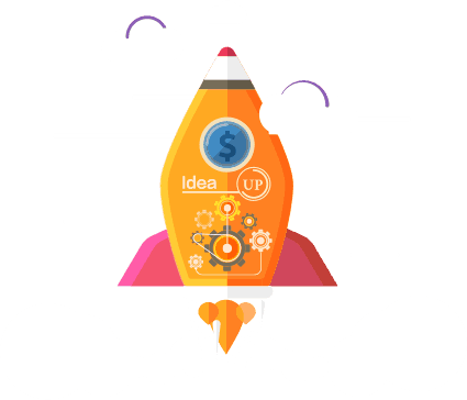 Get your ideas off the launch pad